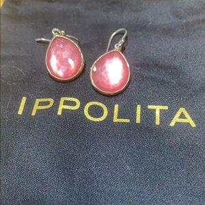 Ippolita mini teardrop earrings